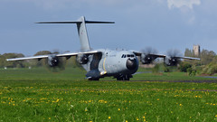 Airbus A400M Atlas I ZM405 I 70 Sqn RAF Brize Norton (MarkYoud) Tags: raf a400m airbus keevil spta joint warrior 181 military transport aircraft 70 sqn brize norton 16 air assault brigade