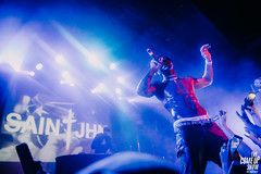 Saint Jhn (thecomeupshow) Tags: thecomeupshow tcus saint jhn modclub toronto hiphop ghettolenny rap