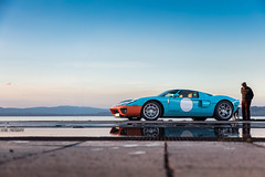 Ford GT (Future Photography International) Tags: ford gt usa american amerique geneva suisse switzerland evian france gulf color canadian supercar hypercar v8 gt40 shooting