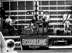Second Lane plays Solid Rock (°°°°°°°°°°°) Tags: secondlane rock maifest dahn dahnerfelsenland schwarzweis blackandwhite bw rockandroll rocknroll rhythmblues