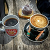 Un café à la Brûlerie du Quai (Seb & Jen) Tags: carletonsurmer québec canada carleton gaspesie cafe