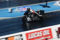 Rocket 3_8453 (Fast an' Bulbous) Tags: drag bike motorcycle motorsport fast speed power santa pod acceleration england outdoor biker