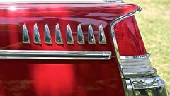 1956 Chrysler new Yorker St. Regis Tail (Bill Jacomet) Tags: keels and wheels concours delegance lakewood yacht club seabrook tx texas 2018 1956 56 chrysler new yorker st saint regis