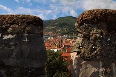 La Spezia landscape (LaDani74) Tags: cityscape laspezia liguria italia italy canoneos760d sigma1750 landscape nature heritageunesco castellodisangiorgio