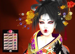 LuceMia - ALMA Makeup at On9 Event