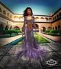 "SWANK - ""Shania"" by  Nile Karas, FLOWERDREAMS CREATIONS (lilyanarcana) Tags: swank flowerdreams zuri gown jewel maitreya secondlife couture"