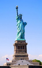Statue of Liberty, New York, USA. (Roly-sisaphus) Tags: nyc thebigapple unitedstatesofamerica