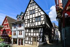Limburg an der Lahn 5 (Rolf Piepenbring) Tags: limburganderlahn limburg fachwerkhäuser fachwerkhaus vakwerkhuis timberedhouse