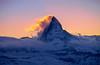 Matterhorn on Fire (orestART) Tags: epic evening landscape matterhorn mountains olympus schweiz sunset switzerland valais view wallis winter zermatt zuiko gornergrat shvadchak