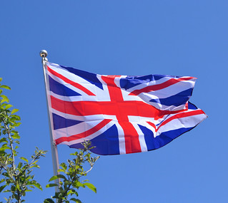 The Union flag May 19th 365/139