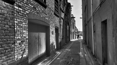 Old Scarborough, North Yorkshire. (ManOfYorkshire) Tags: quaystreet quayst scarborough old town village fishing yorkshire northyorkshire eastcoast oldendays times brick architecture commercial housing daysgoneby era history nostalgia