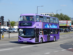 Reading Buses 717 - YP67 XCM (Berkshire Bus Pics) Tags: reading buses 717 yp67xcm scania n280gs enviro 400 city slough