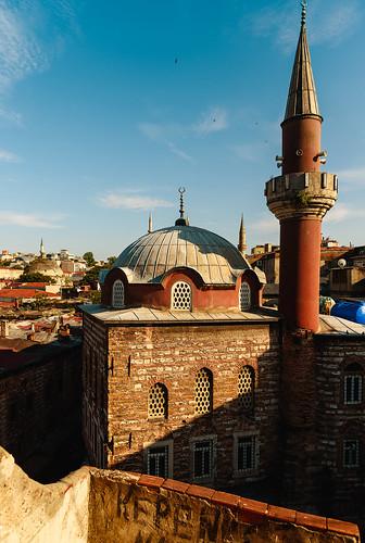 III. Mustafa Mosque, Istanbul