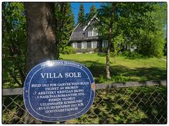 Villa Sole (Krogen) Tags: norge norway norwegen akershus romerike ullensaker jessheim krogen panasoniclumixgx7
