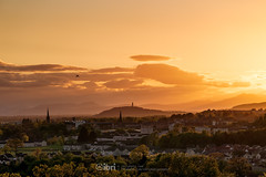Tower - 13 May 2018 - 45 (ibriphotos) Tags: clackmannanshire alloa sunset skyline wallacemonument ochilhills clackmannan evening goldenhour sky sunsets