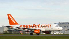 G-EZAL Airbus, Edinburgh (wwshack) Tags: airbus edi egph edinburgh edinburghairport scotland turnhouse easyjet gezal