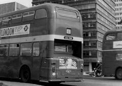 London transport XA50 West Croydon circa 1971. (Ledlon89) Tags: leyland atlantean bus buses parkroyal londonbus londonbuses transport lt lte londontransport croydon 1971