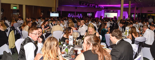Wiltshire Business Awards 2018 GENERAL EVENT ATMOSPHERE - GP1285-9