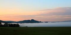 Nebel über der Elbe (michaelschneider17) Tags: heimat deutschland sachsen reisen berge