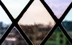 Perception. (Canad Adry) Tags: vitraux carl zeiss contax planar t 50mm f14 glass vitre verre color line symetry ligne symétrie sony alpha a6000 vintage old prime classic manual lens bokeh window fenêtre château de vincennes