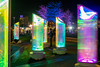 Light City (Dave Fine) Tags: night fun prism art vibrant md spinning baltimore publicart light longexposure scene colorful unitedstates outside spin artfestival nighttime outdoors lightcity usa maryland baltimoreinnerharbor bmore us