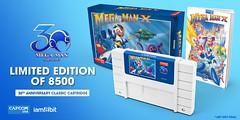 Mega Man X collector (Shady_77) Tags: megaman megamanx megaman2 snes nes cartouche iam8bit