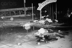 28 Jun 1965, Saigon, South Vietnam --- Saigon: A Floating Nightmare. (doandung57) Tags: asia asianhistoricalevent battle casualty historicevent horror northamericanhistoricalevent people restaurant southvietnam southeastasia unitedstateshistoricalevent vietnam vietnamwar19591975 vietnamesehistoricalevent war watercraft