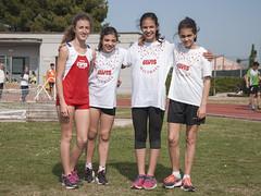Rachele Tittarelli, Giulia Olimpi, Caterina Cirilli, Sofia Gentilucci