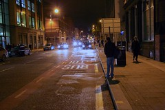Victoria Street (TERRY KEARNEY) Tags: buildings buildingsarchitecture architecture georgianarchitecture nighttime night city cityscape liverpoolcitycentre victoriastreetliverpool liverpool merseyside outdoor people cars streets road lights traffic sidewalk canoneos1dmarkiv explore europe england flickr kearney skyline landscape oneterry roads street terrykearney urban 2018 intersection building