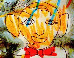 Audifax O'Hanlon (giveawayboy) Tags: pen pencil crayon acrylic paint drawing sketch painting art fch tampa artist giveawayboy billrogers audifaxohanlon audifax ohanlon raphaelaloysiuslafferty lafferty arriveateasterwine easterwine ears character