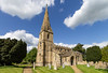St Peter's Church, Aldwincle, exterior (Beth Hartle Photographs2013) Tags: church churchofengland anglican medieval village stone historic exterior spire bell tower graveyard
