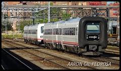 Con o sin flotador (05/2018) (aarongilp) Tags: agp tren train trein treno zug comboio regional express diesel trd caf 594 valladolid campo grande salamanca la alamedilla