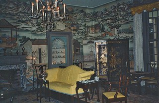 Winterthur Museum, Garden and Library  - Chinese Room - 1790  - Winterthur -  Delaware