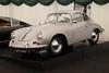 1962 Porsche 356B Coupé (davocano) Tags: kgw688a brooklands carauction historicsatbrooklands