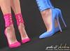 "Phedora NEW RELEASE For FLF!!!! ""Greta V2"" heels ♥ (Celena Galli ~ phedora.) Tags: secondlife sl second life phedora mesh shoes heels pumps womenswear sales bargain offer promo price 50l flf fiftylindenfriday 50lfriday sexy sassy stylish classy cute chic kinky kawaii mainstore fashion style release new maitreya lara slink physique hourglass belleza isis freya venus 25colors hud multihud 100mesh shopping shopaholic shappaholic"
