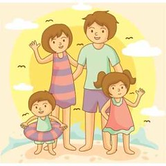 free vector Happy Family Day On The Beach Celebrate (cgvector) Tags: 2017 abstract anniversary art background banner beach beautiful blossom bow card care celebrate celebration concepts curve day decoration decorative design event family female festive flower fun gift graphic greeting happiness happy heart holiday illustration lettering loop love mom mother mothers mum mummy ornament parent pattern pink present ribbon satin spring symbol text typography vector wallpaper