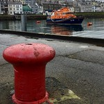 Portrush harbour, County Antrim, Northern Ireland thumbnail