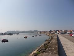Puerto de pobra do caramiñal Coruña-España (Los colores del Barbanza) Tags: embarcaciones mar azul darsena pobra do caramiñal barbanza coruña galicia españa spain puerto