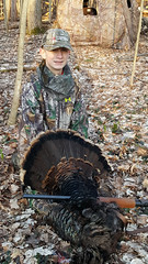 HartT65812 (NYS Department of Environmental Conservation) Tags: nys dec youth hunting wild turkey outdoor recreation