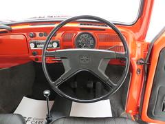 1972 Volkswagen Beetle 1300 (KGF Classic Cars) Tags: kgfclassiccars aircooled retro volkswagen beetle superbeetle 1300 1200 twinport retroclassic vw vwbug rearengine carsforsale wolfsburg kasanrot amazing bugjam radiomobile germany 1600 herbie