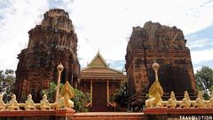 Ancient City of Prei Nokor, Kampong Cham (Travolution360) Tags: cambodia kampong cham prei nokor ancient city angkor jayavarman historical ruins wat temole holiday travel