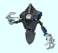 Seguidor (1) (Folisk) Tags: lego moc ccbs system pov ldd digitaldesigner flame