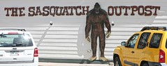 The Sasquatch Outpost Bailey, CO (Bill Jacomet) Tags: road to durango co colorado travel trip drive 2018 the sasquatch outpost bailey