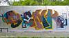 Den Haag Graffiti SENK (Akbar Sim) Tags: senk zuiderpark denhaag thehague agga holland nederland netherlands graffiti woordenaar akbarsim akbarsimonse