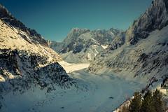 Mer de Glace (noel.lionel74) Tags: montblanc montenvers hautesavoie hiver neige