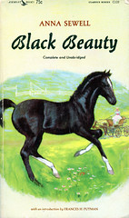 Black-Beauty-by-Anna-Sewell (Count_Strad) Tags: book novel pages ward storiy drama romance children
