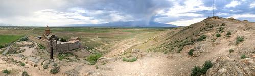 Khor Virap Towards Mt Ararat - Armenia