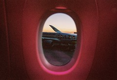 (castles of forestry) Tags: stellar airplane superia fujifilm expired canonef doha qatar