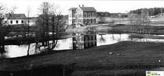 tm_6922 - Elfkullen, Tidaholm 1890-talet (Tidaholms Museum) Tags: svartvit positiv byggnad exteriör 1890talet tidaholm