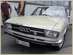 Audi 100 LS (v8dub) Tags: audi 100 ls schweiz suisse switzerland bleienbach german pkw voiture car wagen worldcars auto automobile automotive old oldtimer oldcar klassik classic collector